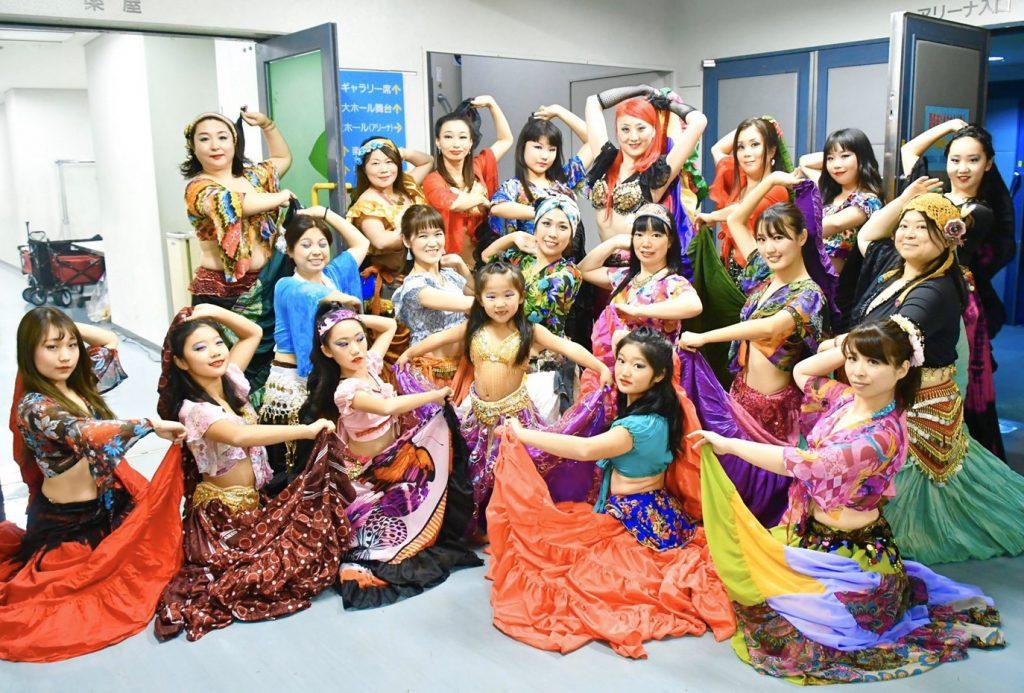 Harem Belly Dance Fever Guzel Kardes